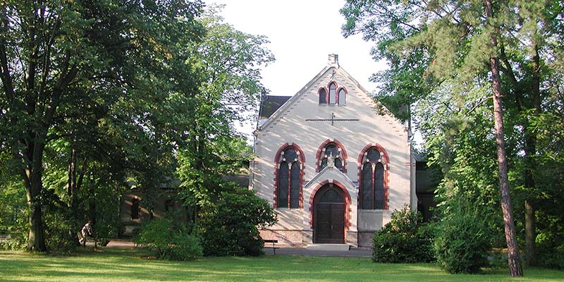 Kapelle Friedhof Plagwitz