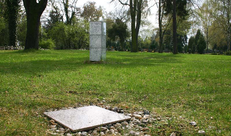 Klanginstallation Friedhof Lindenau