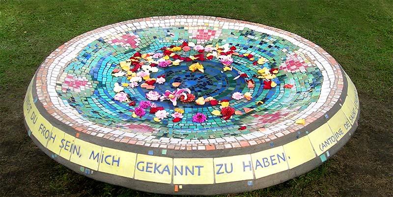 Schmetterlingsanlage Friedhof Lindenau