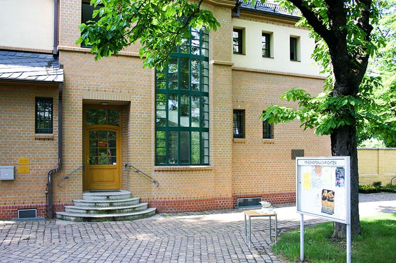 Verwaltung Friedhof Lindenau